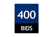 400 Bid Pack!