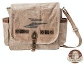 The Barrel Shack™ - The Cole - Handmade Messenger Bag