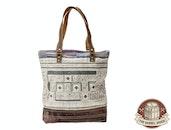 The Barrel Shack™ - The Turner - Handmade Bag