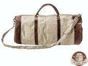 The Barrel Shack™ - The Mason - Handmade Duffle Bag