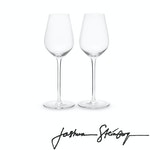 Joshua Steinberg - Crystal Sommelier White Wine Glass, Pair