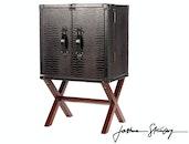 Joshua Steinberg Piedmont Wine Cabinet