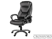Crossford Furniture Co. Executive Lumbar-Support Office Chair