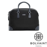 Bolvaint - Ivens Travel Bag in Nylon and Leather