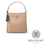Bolvaint - Ines Shoulder Bag in Beige Sable