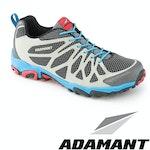 Adamant GeoTread Bungee Lace All-TerrainShoe - SIZE: US 9 Men - Wear-Resistant, Ultra-Light, Non-Slip Sole