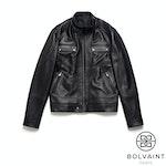Bolvaint Arduin Lambskin Motoring Jacket – Men's, L