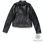 Bolvaint Adelais Lambskin Moto Jacket – Women's, L