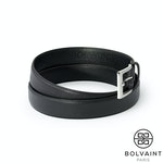 Bolvaint Lynam Men's Leather Belt, 32 in