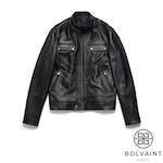 Bolvaint Arduin Lambskin Motoring Jacket – Men's, M