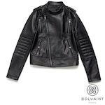 Bolvaint Adelais Lambskin Moto Jacket – Women's, M