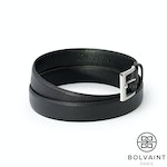 Bolvaint Lynam Men's Leather Belt, 46 in