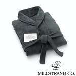 Millstrand Co. Island Bath Collection - Bathrobe, New England Dusk, M