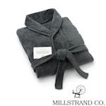Millstrand Co. Island Bath Collection - Bathrobe, New England Dusk, L