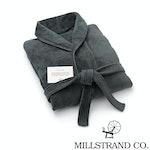 Millstrand Co. Island Bath Collection - Bathrobe, New England Dusk, XXL