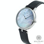 Bolvaint Poenui Mother-of-Pearl Ladies' Watch - Tahitian Grey