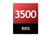 3500 Bid Pack!