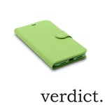 Verdict. iPhone 8 Case - I Walk the Lime Green
