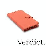 Verdict. iPhone 8 Case, Not from Concentrate Orange