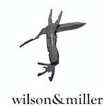 Wilson & Miller 10-Piece Multi Tool & Tactical Blade