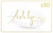 $50 Ashlynn Avenue™ eGift Card