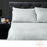 Isselle Beaufort Duvet Cover - Queen - Slate Grey