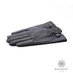 Bolvaint Leather Gloves Women - L