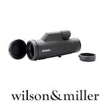 Wilson & Miller TacticalEye Optics Prism Scope – 10 x 42 Monocular Telescope