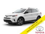 2018 Toyota RAV4 LE FWD - Automatic - Super White