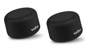 Veho M2 Portable Wireless Bluetooth Speaker - Twin Pack (Ships by 5/10)