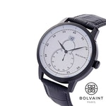 The Bolvaint Mallory Blanc in Onyx Black, Men's Watch (Ships by 3/15)