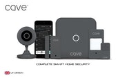 Veho Cave Smart Home Security Starter Kit  + Wireless IP Camera bundle