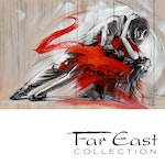 Tempo - Oil Painting from Far East Collection - 47.2-in x 31.5-in
