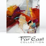Frenesí - Oil Painting from Far East Collection - 19-in x 19-in