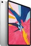 Apple iPad Pro 12.9-inch Wi-Fi + 4G LTE 256GB - Silver - 2018