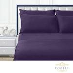 Isselle Beaufort Sheet Set - Queen,Midsummer Mauve (Ships by 5/30)