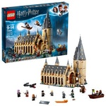LEGO Harry Potter Hogwarts Great Hall 75954 Building Kit and Magic Castle (878 Piece)