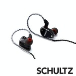 Schultz SQ-5DB AudioEngineer Double Bass In-Ear Headphones