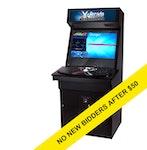 X-arcade Machine Full-sized Arcade Cabinet With 250 Classics