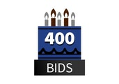 Special 400 Bid Pack! DealDash 10 years old!