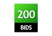 200 Bid Pack!
