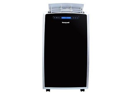 Honeywell Air Conditioner and Heater, Black/Silver
