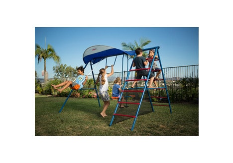IRONKIDS Inspiration 100 Metal Swing Set