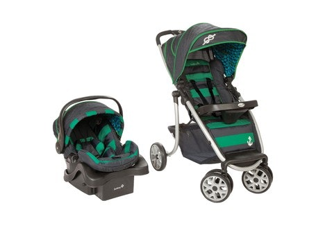 Safety 1st SleekRide™Premier Travel System, Sail Away