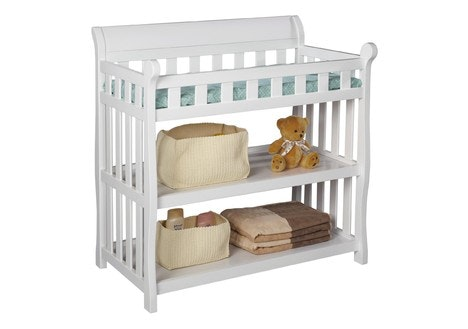 Delta Children's Changing Table White