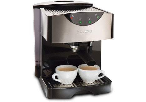 Mr. Coffee Pump Espresso Machine, ECMP50