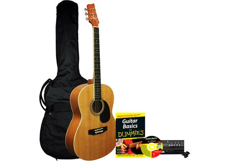 Acoustic Guitar for Dummies Bundle